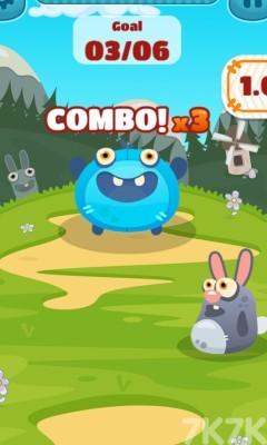 《怪兽吃小球》游戏画面4