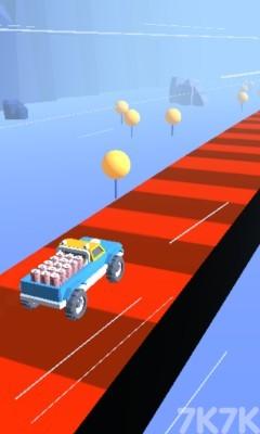 《送货汽车》游戏画面1