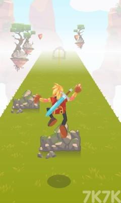 《云端之上修改版》游戏画面4