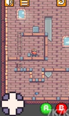 《锤哥闯关》游戏画面1