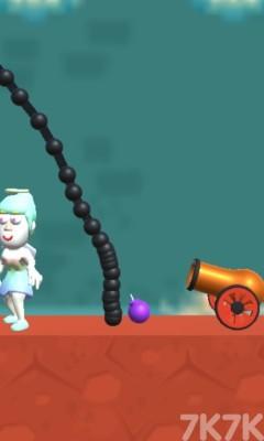 《保护小天使》游戏画面1