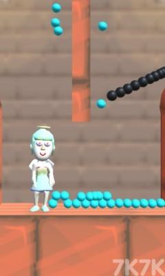 《保护小天使》游戏画面3