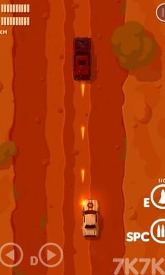 《狂怒之路无敌版》游戏画面1