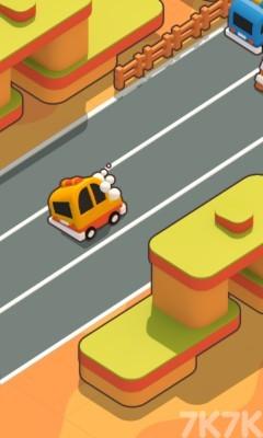 《沙漠之路》游戏画面2