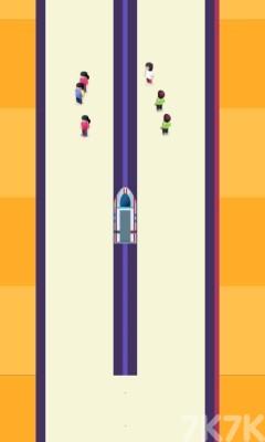 《我要上火车修改版》游戏画面1