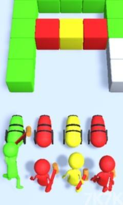 《锤击大炮》游戏画面4