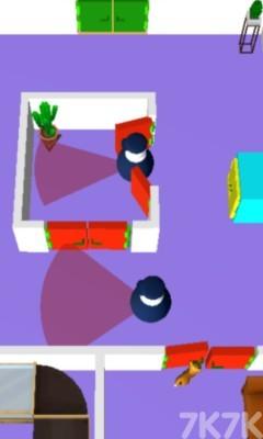 《猫星大逃杀》游戏画面3