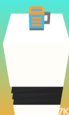 《下落的杯子》游戏画面3