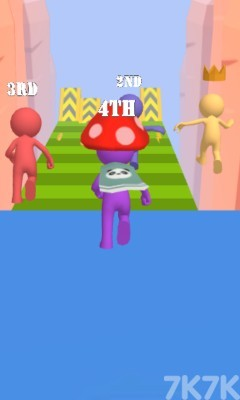 《3D趣味赛跑修改版》游戏画面4