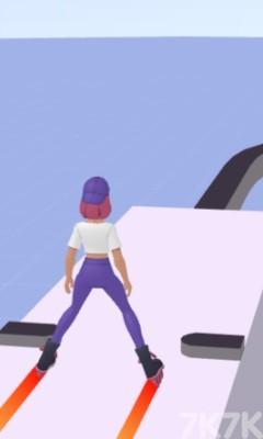 《天空速滑无敌版》游戏画面3