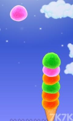 《快接冰激凌》游戏画面4