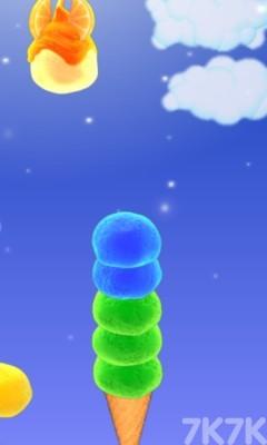 《快接冰激凌》游戏画面2
