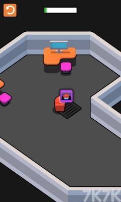 《太空杀手》游戏画面3