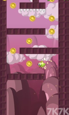 《小鸟回家》游戏画面2