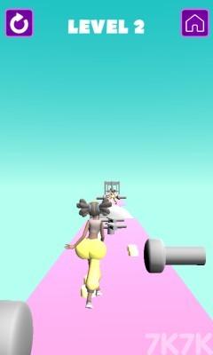 《跑酷我最强》游戏画面3