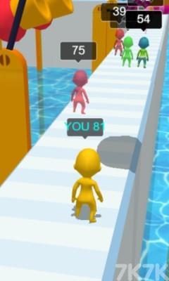 《趣味赛跑2修改版》游戏画面1