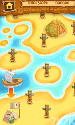 《巫师宝石对对碰》游戏画面2