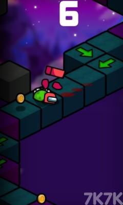 《太空人生存》游戏画面1