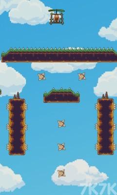 《原始人空中冒险》游戏画面4