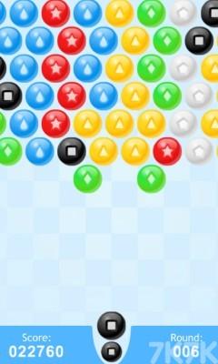 《发射泡泡球》游戏画面4