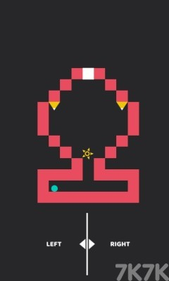 《圆球闯迷宫选关版》游戏画面3