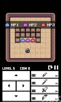 《破晓骑士》游戏画面3