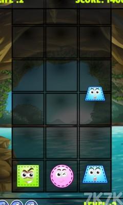 《落下的图形》游戏画面3