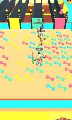 《肌肉男大比拼》游戏画面1