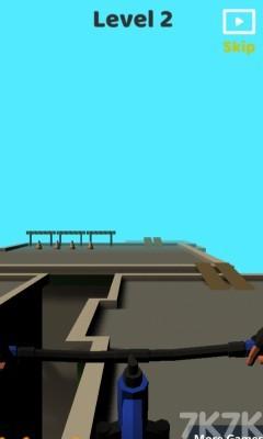 《特技自行车挑战》游戏画面3