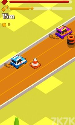 《汽车拉力赛》游戏画面1