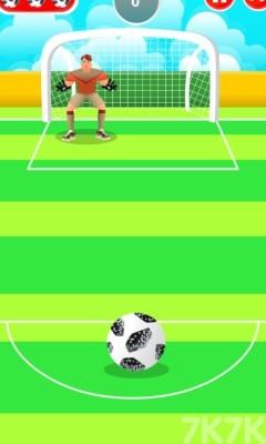 《点球运动》游戏画面2