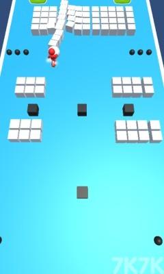 《橡胶人障碍赛》游戏画面3