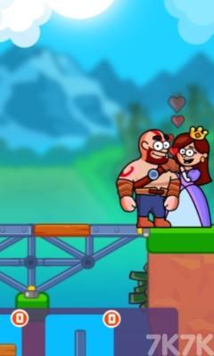 《勇者营救女友》游戏画面4