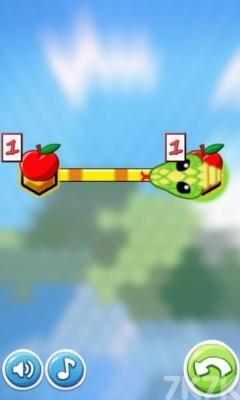《贪吃蛇攻心计》游戏画面1