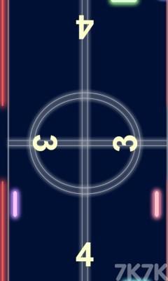 《发光曲棍球》游戏画面4