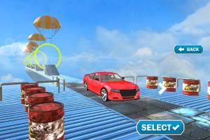 《空中飞车挑战》游戏画面1