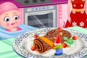 《妈妈的圣诞蛋糕》游戏画面3