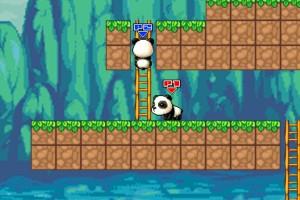 《小熊猫大冒险》游戏画面1