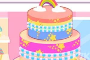 《我的彩虹蛋糕》游戲畫面3