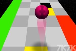 《3D滚动球》游戏画面3