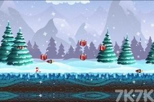 《找回圣诞礼物》游戏画面2