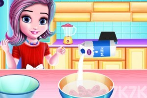《少女的蛋糕店》游戲畫面4