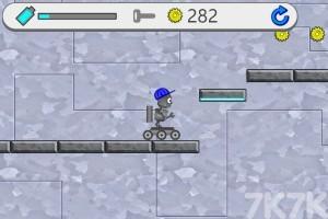 《机器人逃亡记H5》游戏画面4