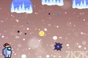 《太空人取金幣》游戲畫面1