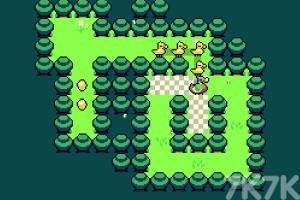 《小鸭回家》游戏画面2