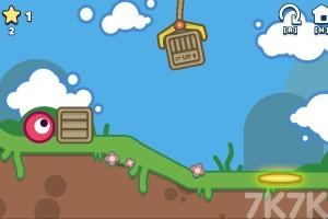 《扔箱進球》游戲畫面1