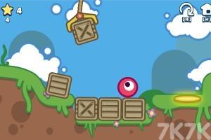 《扔箱進球》游戲畫面3