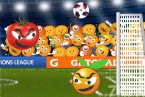 《水果足球队》游戏画面1