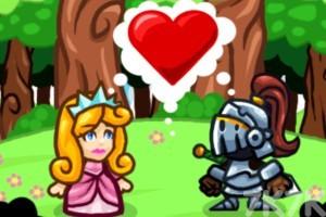 《骑士的宝藏》游戏画面1