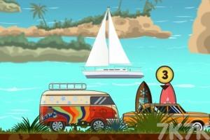 《海岛越野赛无敌版》游戏画面3